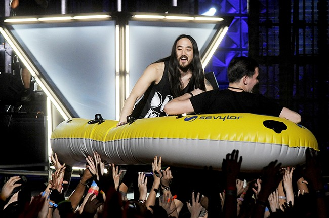 Steve Aoki and Dillon Francis