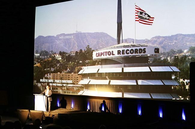 Capitol Music Group (CMG) Chairman & CEO Steve Barnett