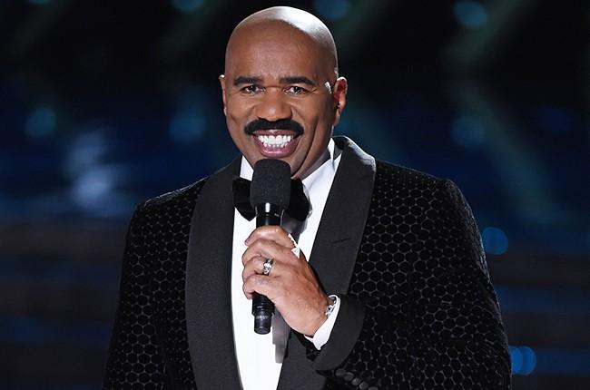 Steve Harvey 2015 Miss Universe Pageant