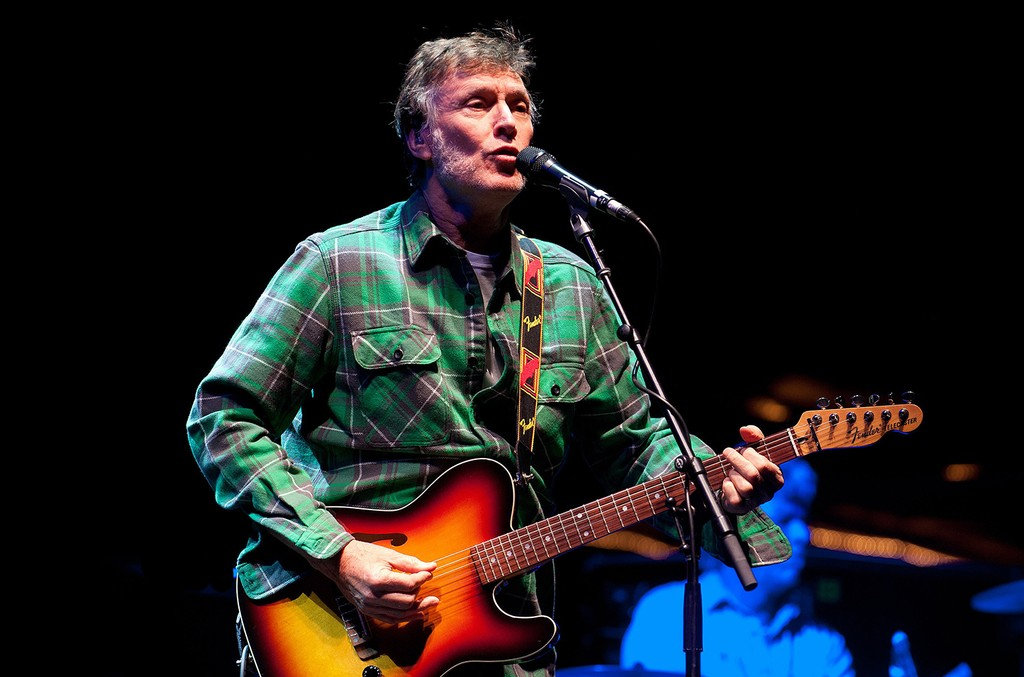 Steve Winwood performs at Red Rocks Amphitheatre on Sept. 30, 2014 in Morrison, Colo.
