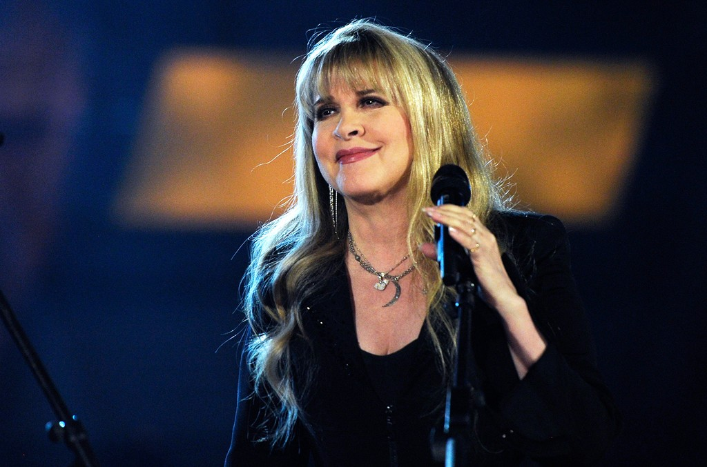 Stevie Nicks performs at the 49th Annual Academy of Country Music Awards
