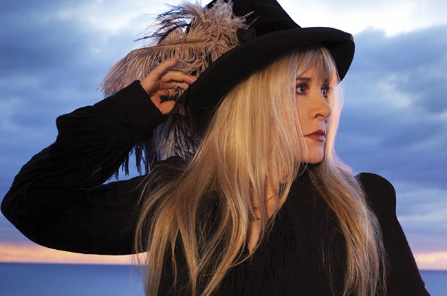 Stevie Nicks, 2014.