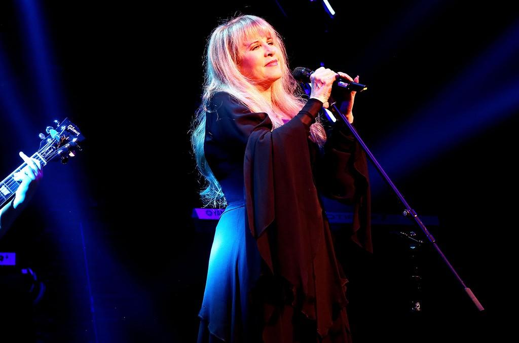 Stevie Nicks performs in 2016