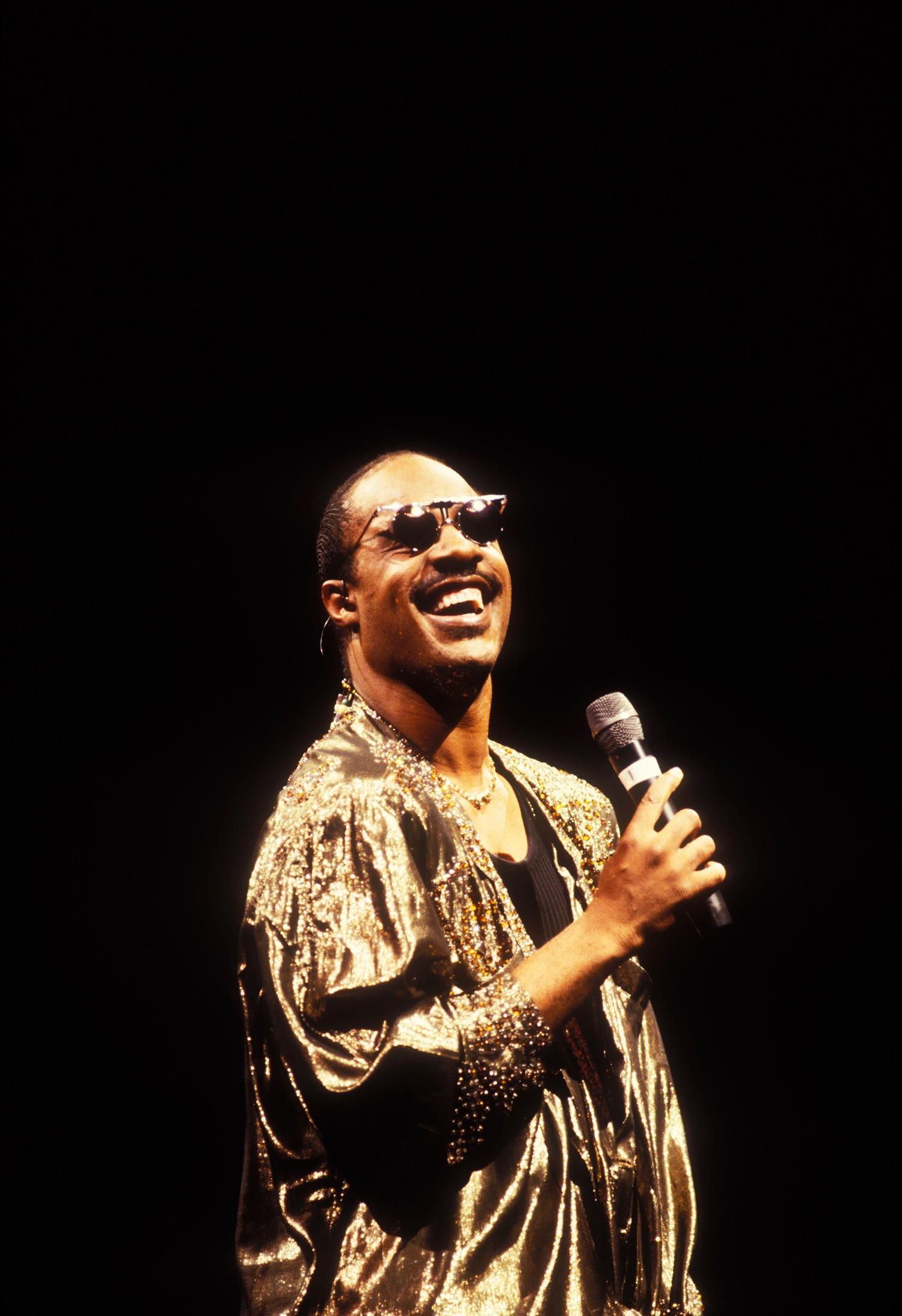 Stevie Wonder, 1986