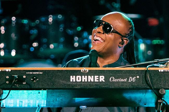 Stevie Wonder 2015