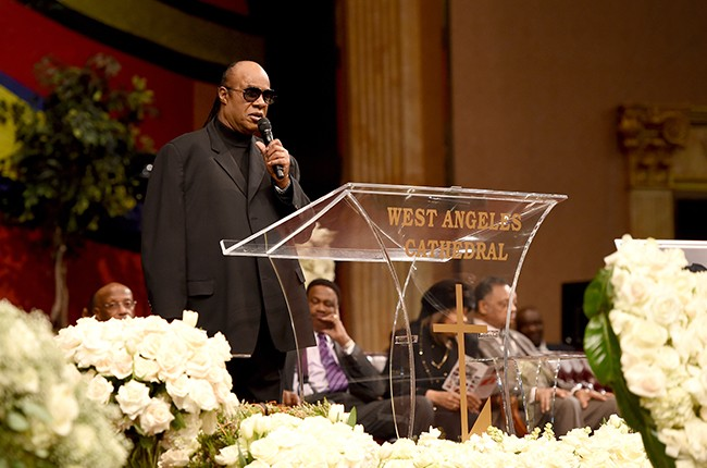 Stevie Wonder 2016