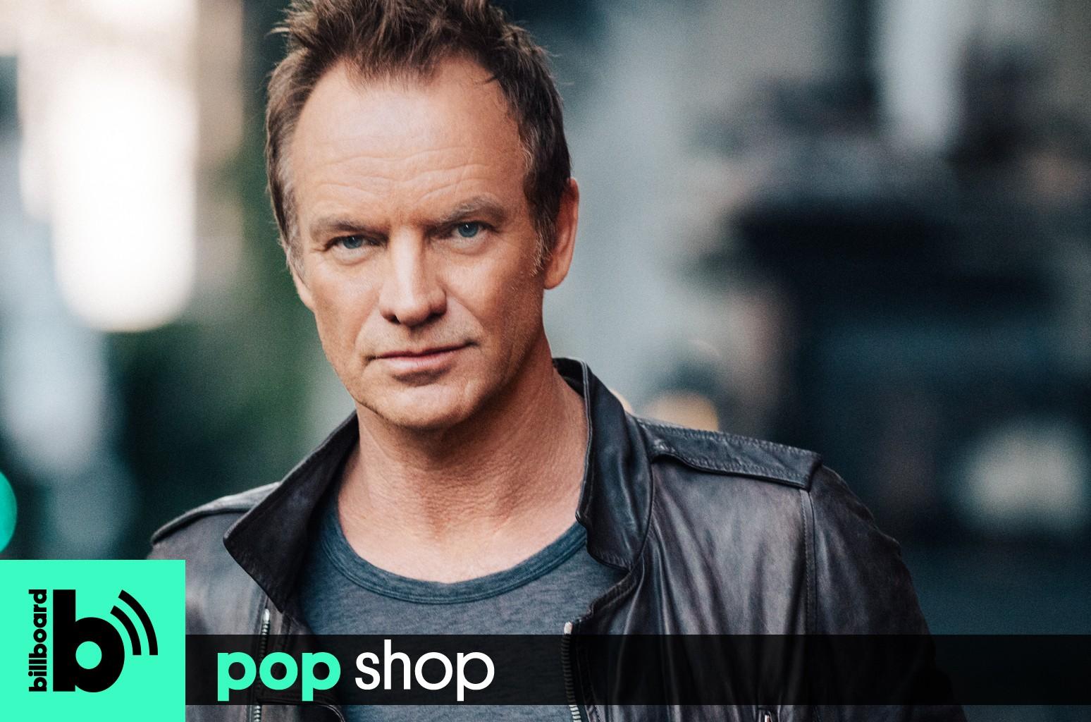 Pop Shop Podcast: Sting