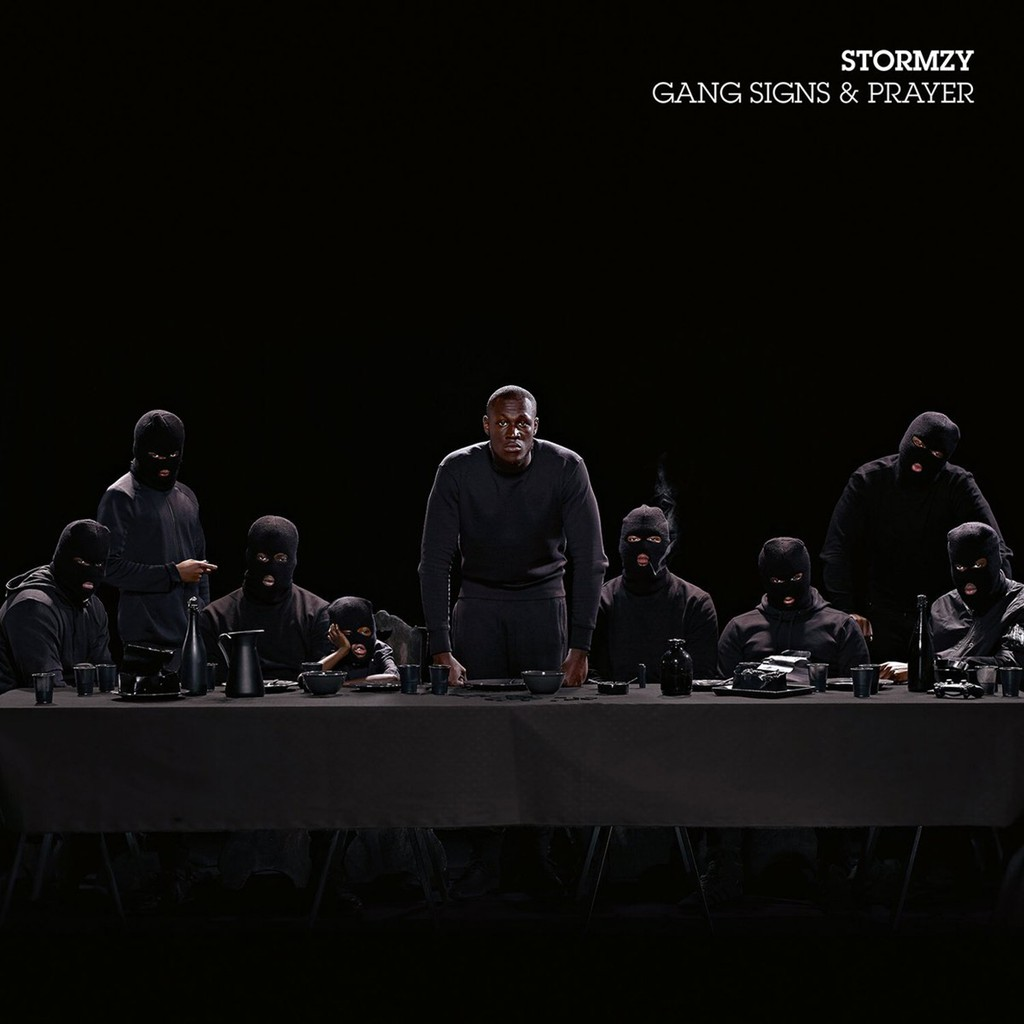 Stormzy, 'Gang Signs and Prayer'