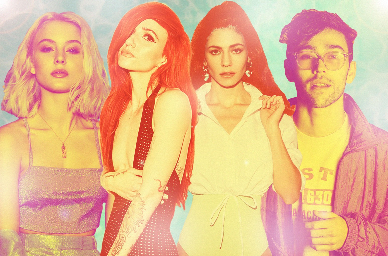 Summer Indie Pop Songs