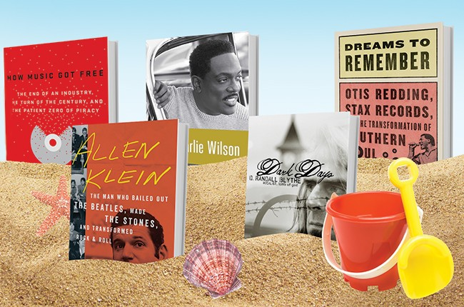 Billboard's summer 2015 must read books.