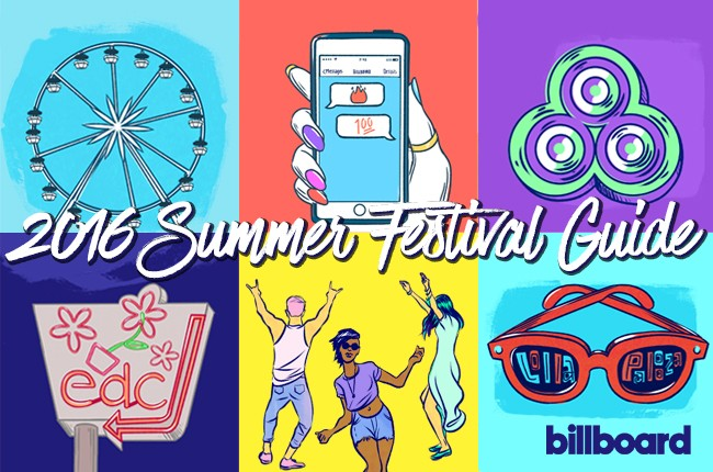 2016 Summer Festival Guide