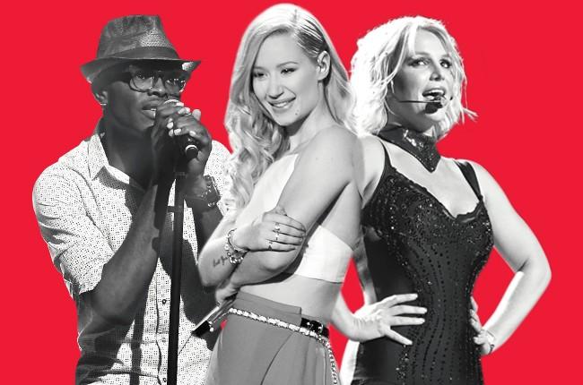 OMI, Iggy Azalea, Britney Spears, Song of SUmmer