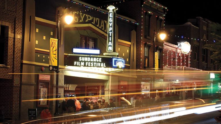 <p>Main Street during the 2016 Sundance Film Festival.&nbsp&#x3B;</p>