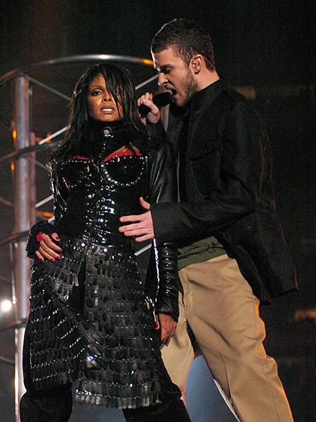 Janet Jackson, Justin Timberlake & More, 2004