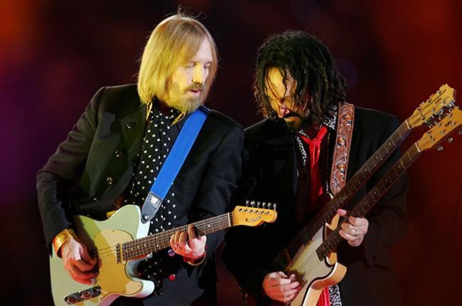 Tom Petty & The Heartbreakers, 2008