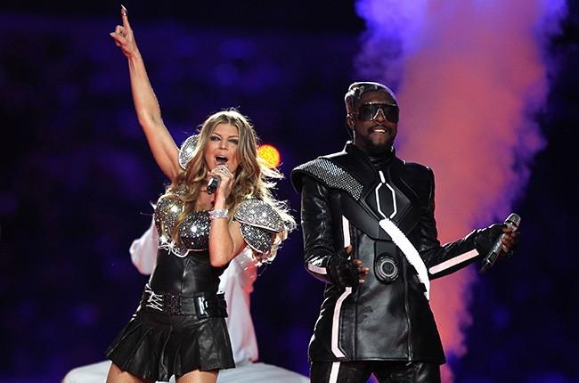 Black Eyed Peas, 2011