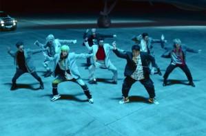 Super Junior Drop Electrifying Super Clap Video From New Time Slip Album Watch Billboard Clap, clap, clap your hands, clap your hands together. super clap video
