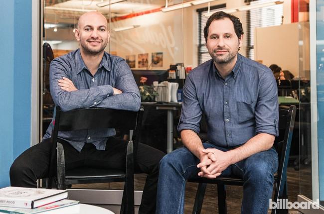 Superfly Co-Founders Jonathan Mayers & Richard Goodstone 2015
