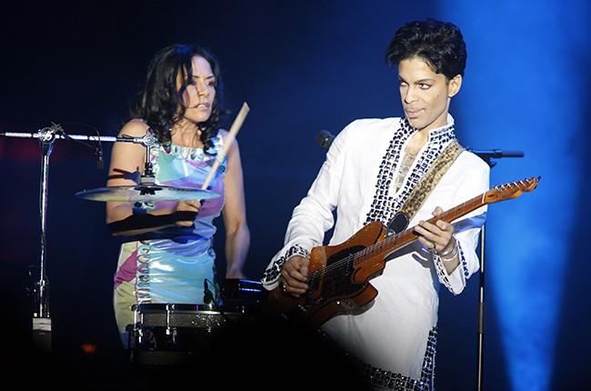 Sheila E. and Prince