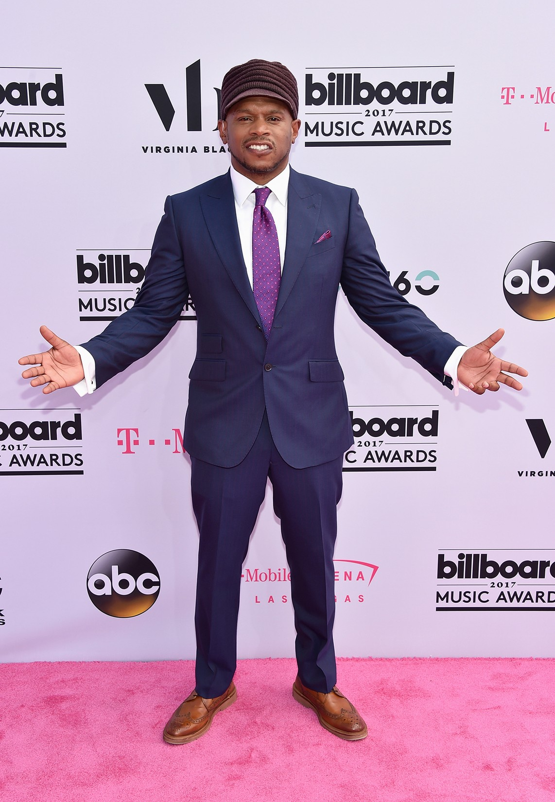 Sway Calloway attends the 2017 Billboard Music Awards at T-Mobile Arena on May 21, 2017 in Las Vegas.