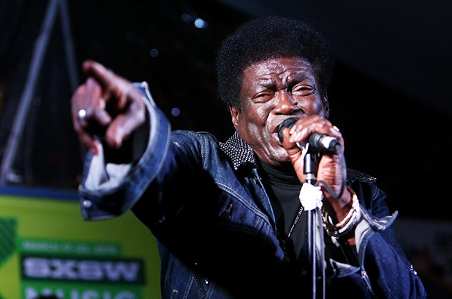 Charles Bradley performs onstage at the 'Stubhub/Collide' showcase during the 2015 SXSW