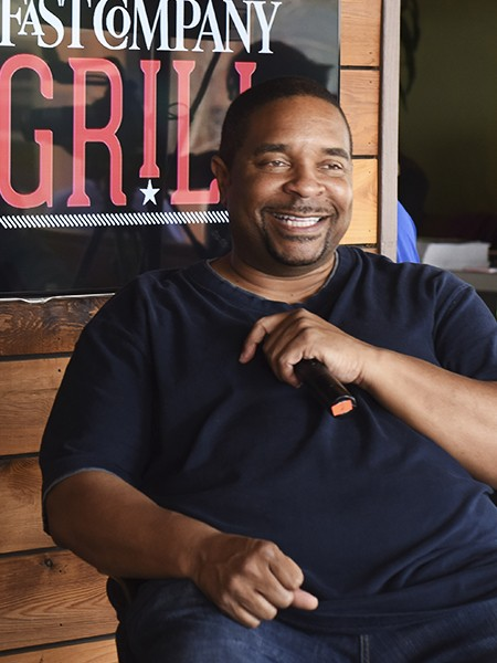 Sir Mix-A-Lot attends the Fast Company Grill During SXSW