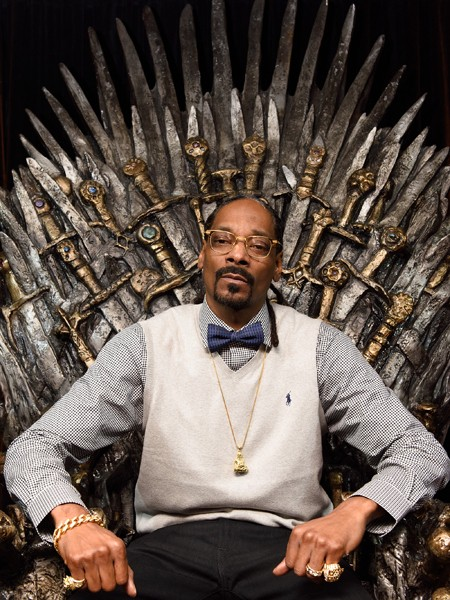 """Snoop Dogg attends HBO's """"Game of Thrones"""" Presents: House of Pleasure at SXSW"""