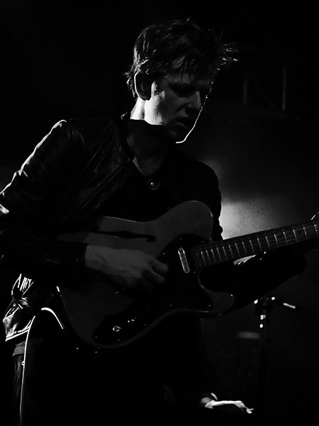 Spoon at the Mohawk sxsw 2015