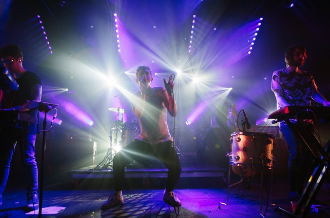 Years & Years performs at the Cruel Rhythm Showcase at Hype Machine's Hype Hotel during SXSW