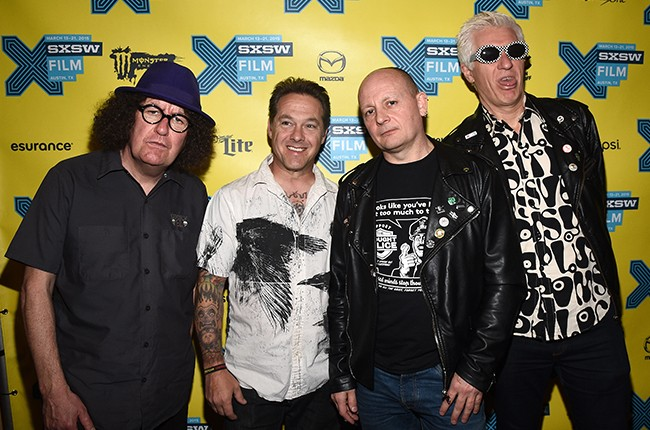 """""""The Damned: Don't You Wish That We Were Dead"""" screening during the 2015 SXSW"""