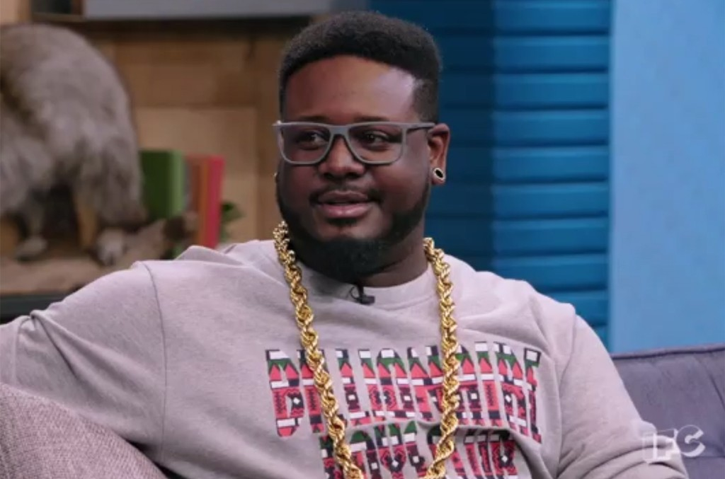 T-Pain on Comedy Bang! Bang!