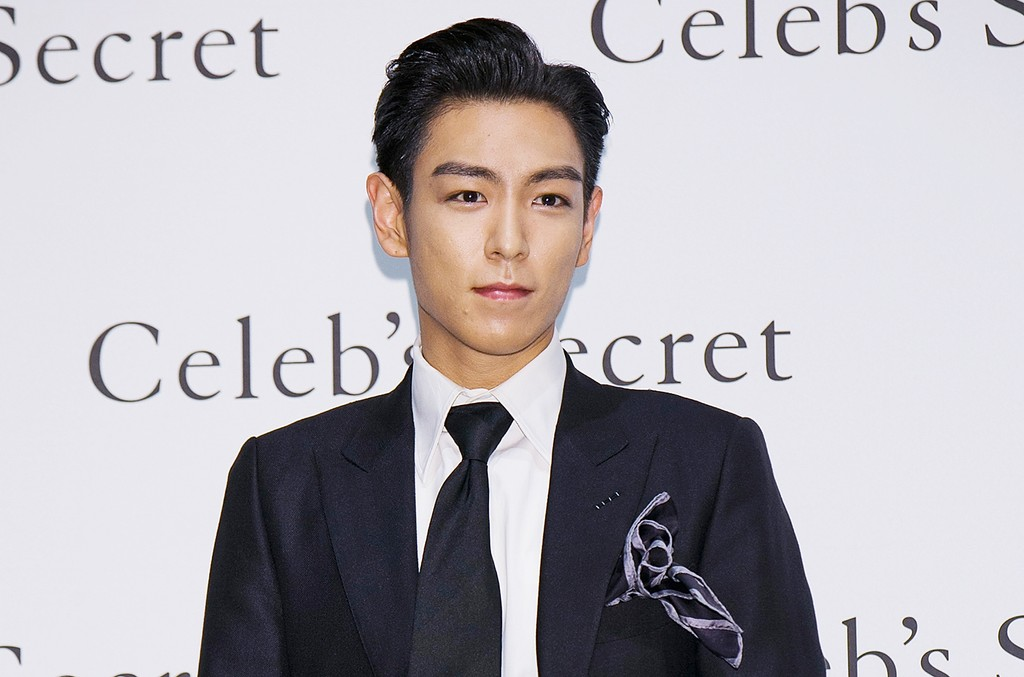 T.O.P of Bigbang attends the 'Celeb's Secret' Launch Photocall on Sept. 22, 2016 in Seoul, South Korea.