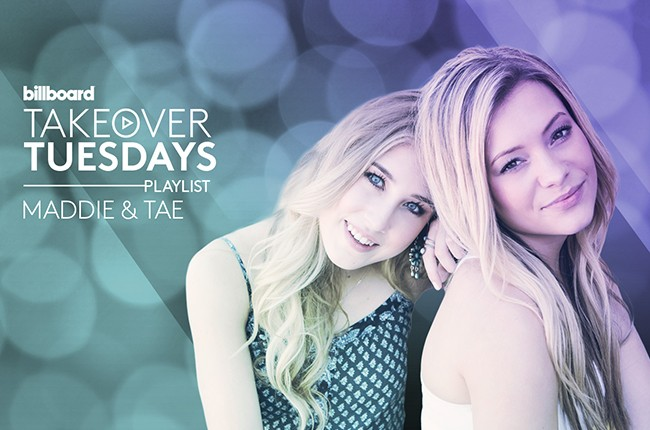 Takeover Tuesdays Maddie and Tae