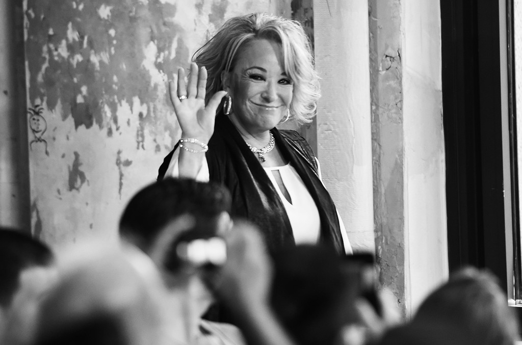 Tanya Tucker D at AOL HQ on Aug. 15, 2016 in New York City.