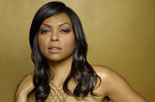 Taraji P. Henson as Cookie Lyon on Fox's Empire.