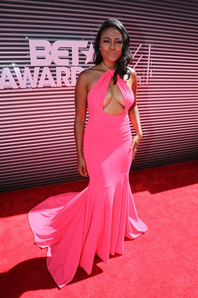 Tatyana Ali at the BET Awards