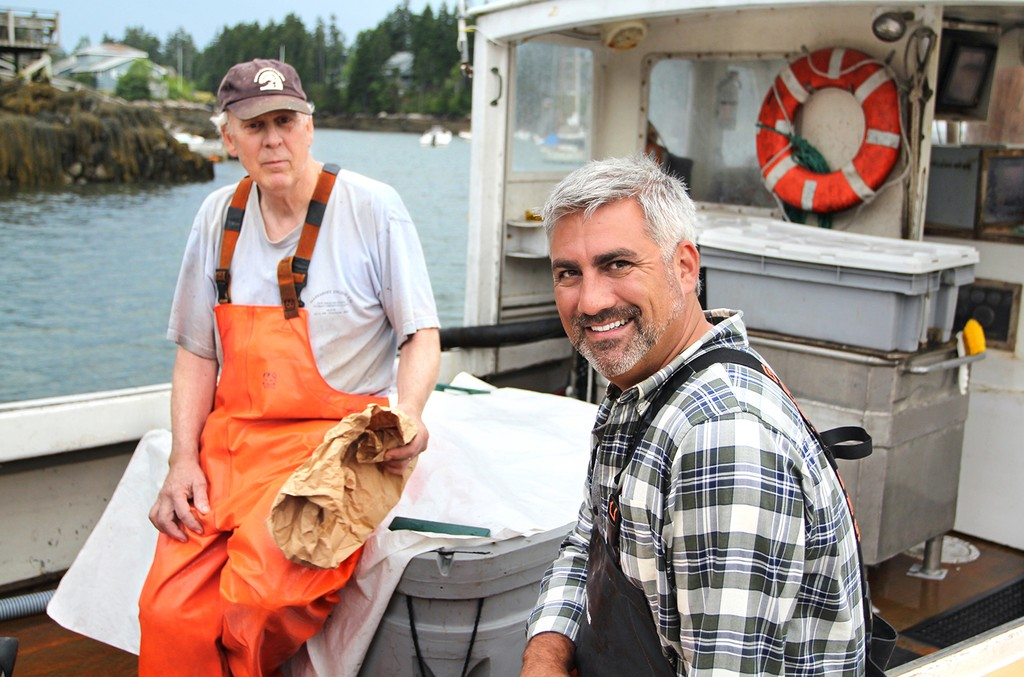 Taylor Hicks on State Plate