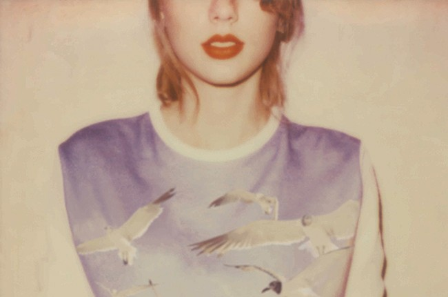 Taylor Swift -- 1989