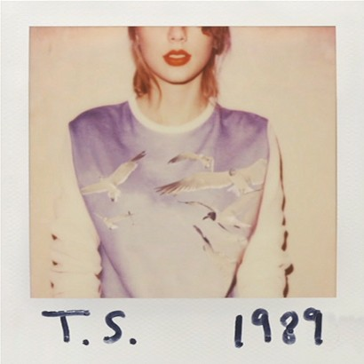 "Taylor Swift's ""1989"" Album Cover"