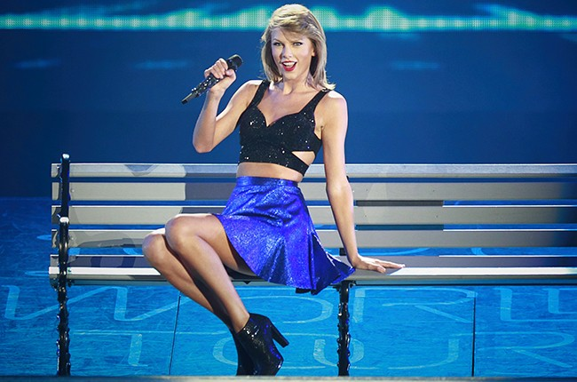 Taylor Swift S 1989 World Tour Has Now Grossed 130 Million Billboard