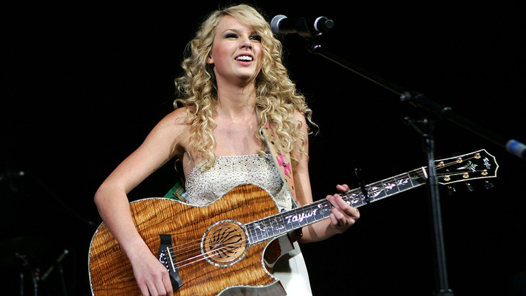 <p>Taylor Swift performs at the MGM Grand Conference&nbsp&#x3B;in Las Vegas.&nbsp&#x3B;</p>