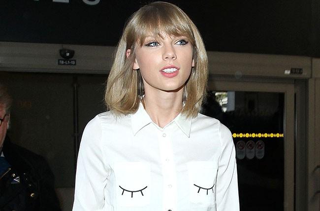 Taylor Swift, 2014.