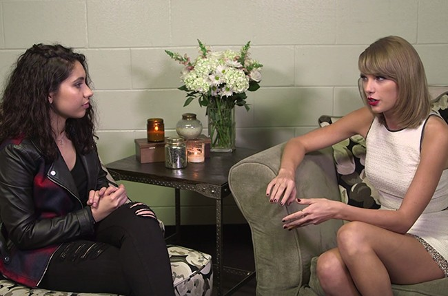 Taylor Swift Alessia Cara