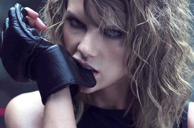 taylor swift bad blood video 2015