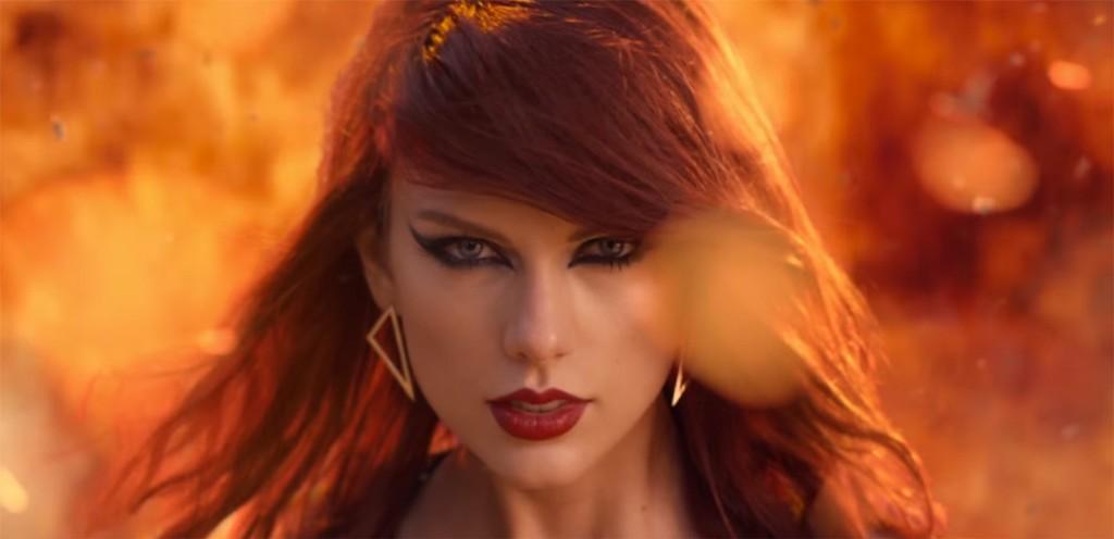 """Bad Blood"" Taylor Swift featuring Kendrick Lamar"