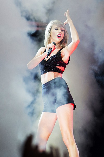 Taylor Swift brings The 1989 World Tour to 3Arena on June 29, 2015 in Dublin, Ireland.