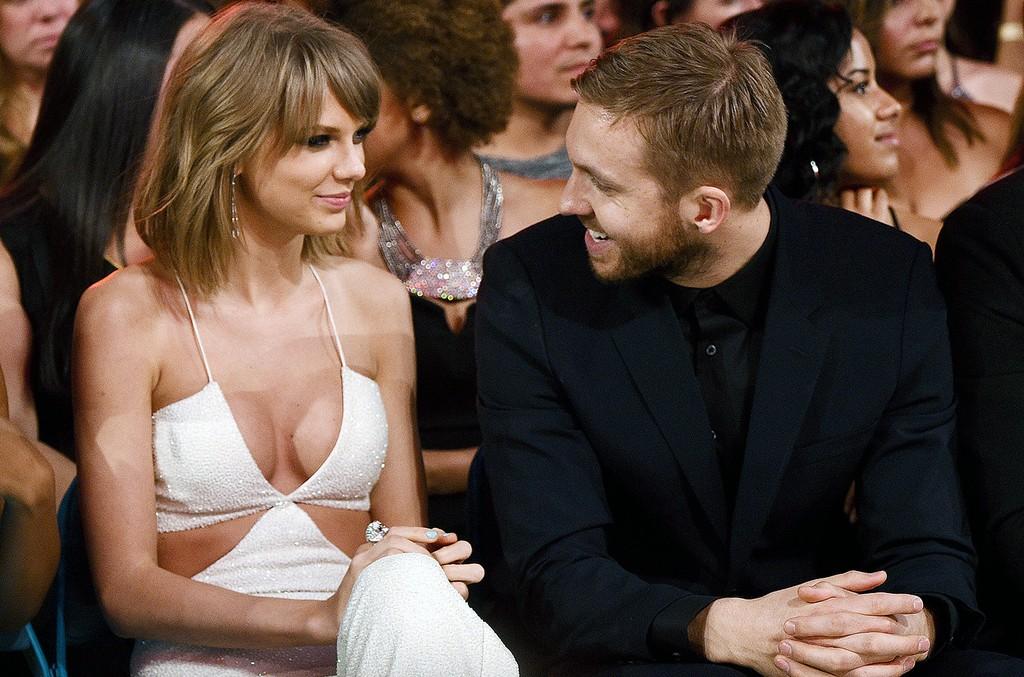 Taylor Swift & Calvin Harris, 2015