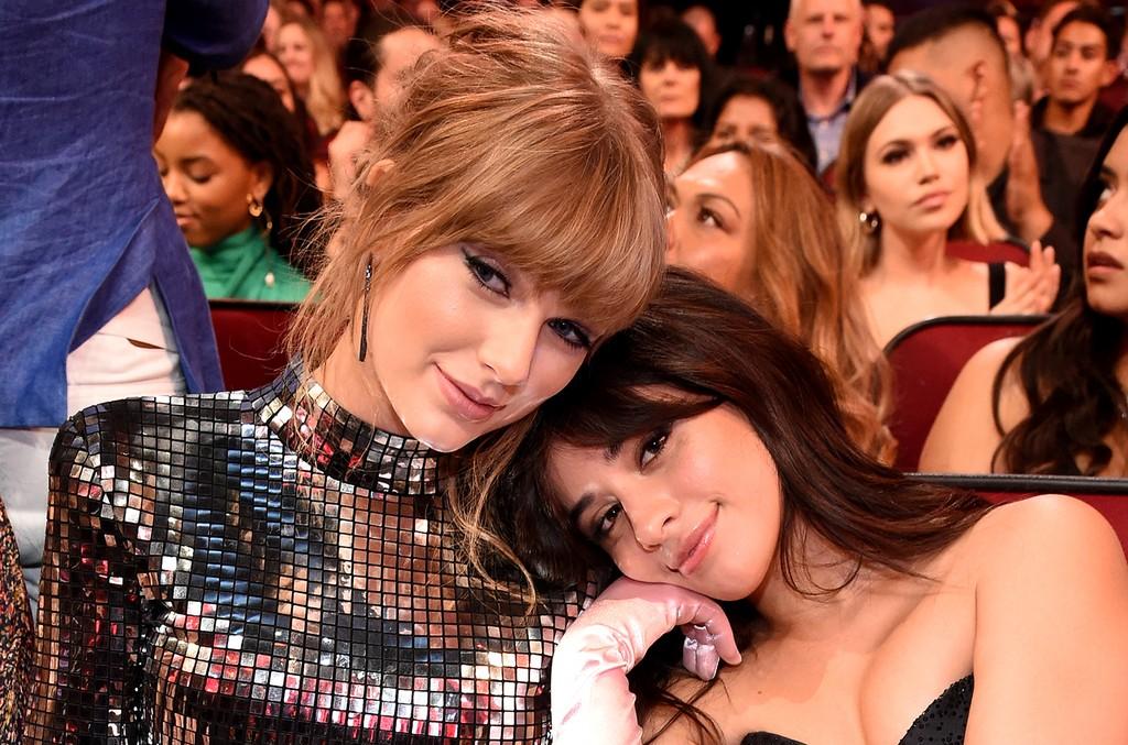Taylor Swift Camila Cabello