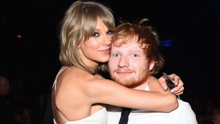 Taylor Swift Shouts Out Ed Sheeran Ahead Of His Collaborations Album Full Of Bops Instant Classics Billboard