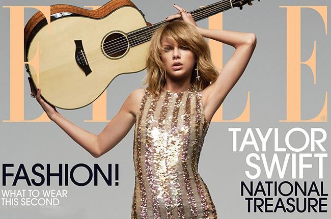 Taylor Swift Elle Magazine June 2015